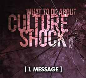 What to Do About Culture Shock