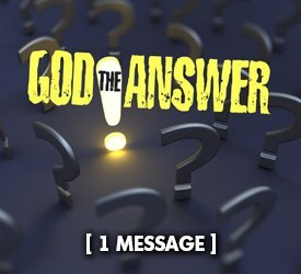 God The Answer