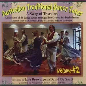 Swag of Treasures - Australian Traditional Dance Tunes Volume 2 - CD
