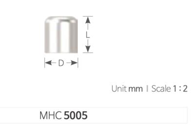 Formator Gingie Multunit [Healing Cap Multi-Unit]