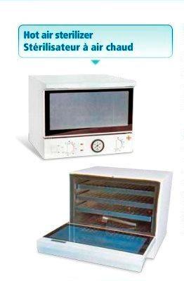 Sterilizatoare cu aer cald