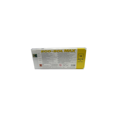 Eco Sol MAX ink cartridge yellow