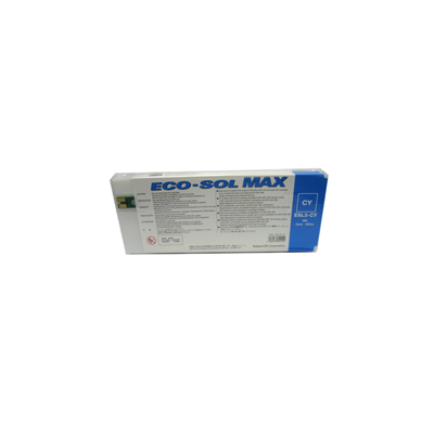 Eco Sol MAX ink cartridge cyan