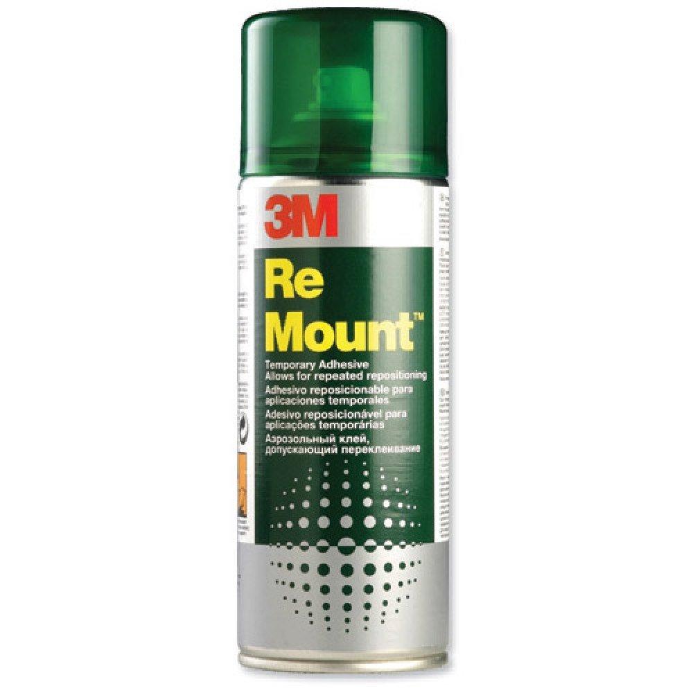3M Scotch Remount Adhesive Spray 400ml