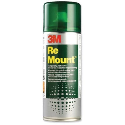 3M Scotch Remount Adhesive Spray 400ml