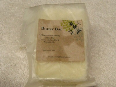 Butter Bar Hand Lotion 3.0oz.