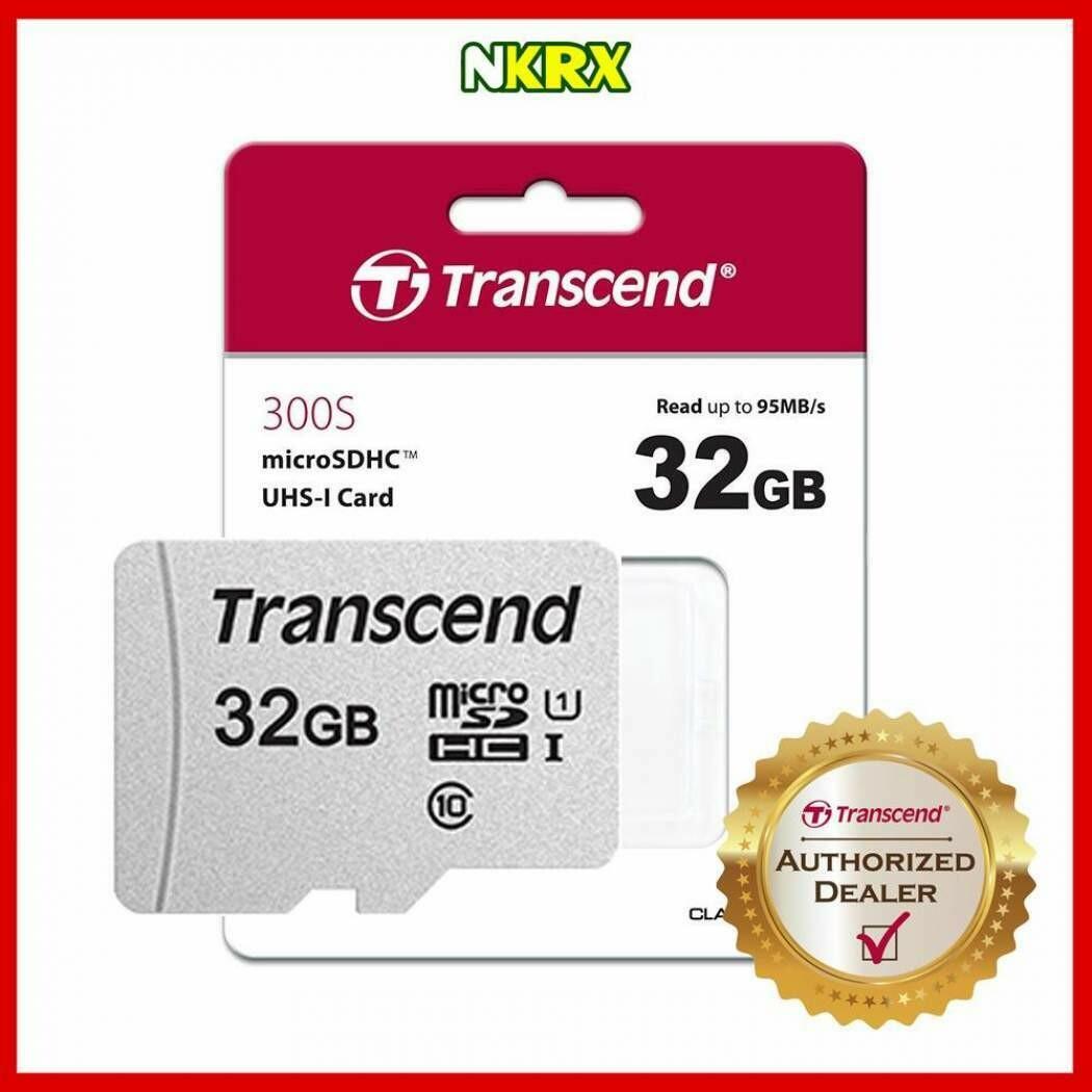Transcend Micro SD 64GB SET OF 2