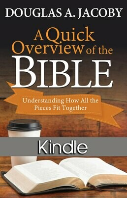 A Quick Overview of the Bible Kindle
