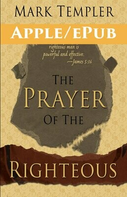 The Prayer of the Righteous Apple/ePub/Android