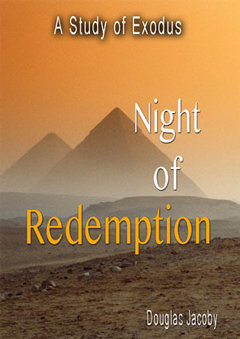A Study of Exodus: Night of Redemption