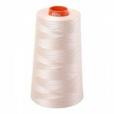 Aurifil Cotton Thread 50wt - 2000 Light Sand