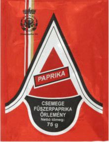 Paprika Pulverisierte  SWEET 75 gr.