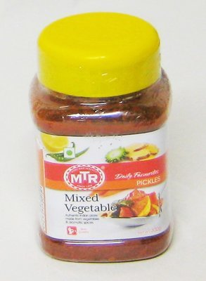 Mixed Vegetable   300 gr