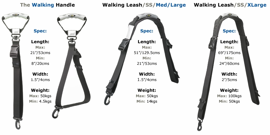 Accessoires bij Help-em-Up tuig
