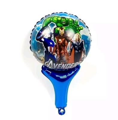 5 Palloncini Gonfiabili Avengers Addobbi e decorazioni festa compleanno a tema