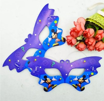10 Maschere a tema Topolino Disney addobbi decorazioni festa compleanno bambini