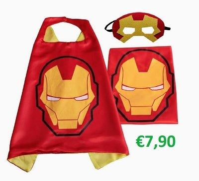 Ironman Costume maschera carnevale travestimento cosplay