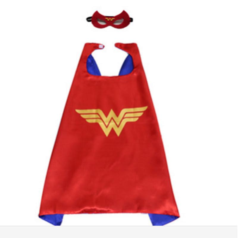 Wonder Woman Costume maschera carnevale travestimento cosplay