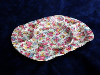Lord Nelson Marina Chintz 5 Part Rectangular Dish
