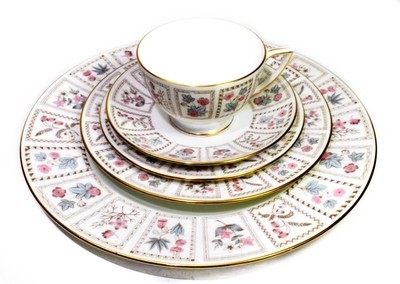 Minton Tapestry 6pc Dinnerware Settings English Bone China