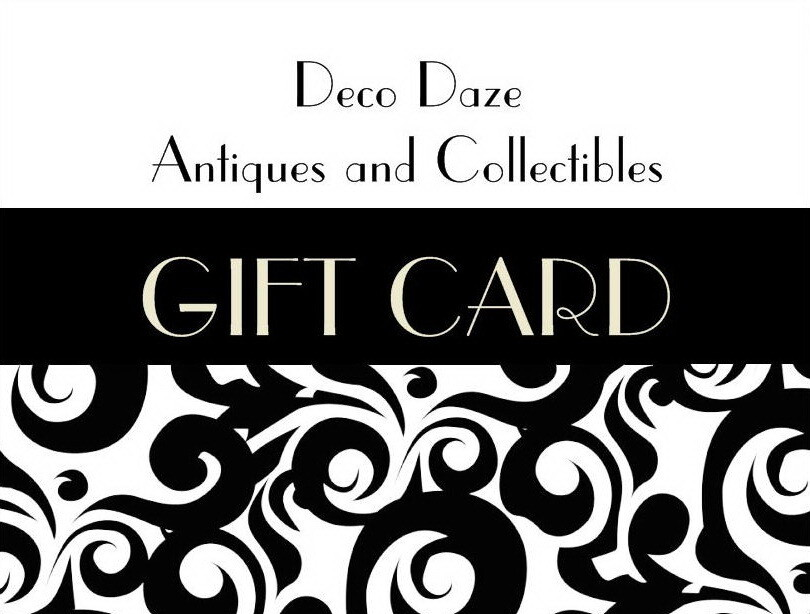 Gift Card for Anniversary, Birthday, Valentines, Christmas, Wedding