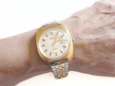 1970s Benrus Citation Automatic Mad Men Datejust Watch