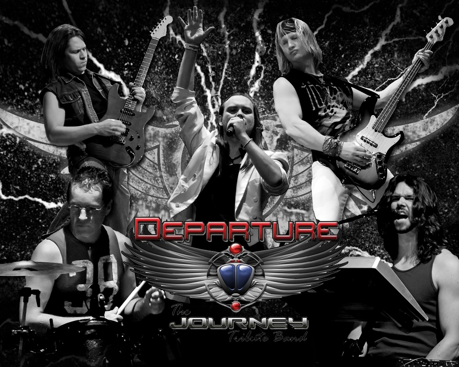 Departure (Journey Tribute Band) May 29th 9:00pm
