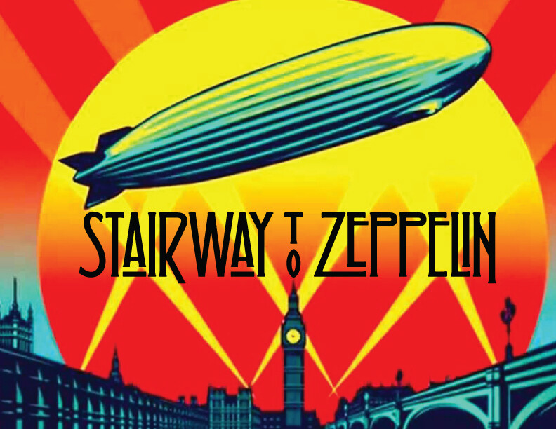 Stairway to Zeppelin Sept 13th Furniture Factory