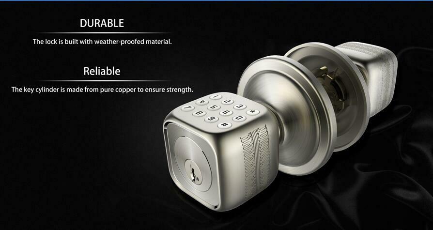Pincode lock,Made to order