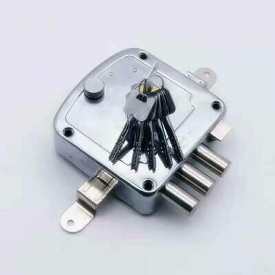 Multi-Point Rim Locks