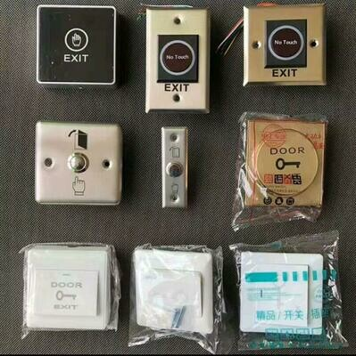 Door Switches & Exit Buttons