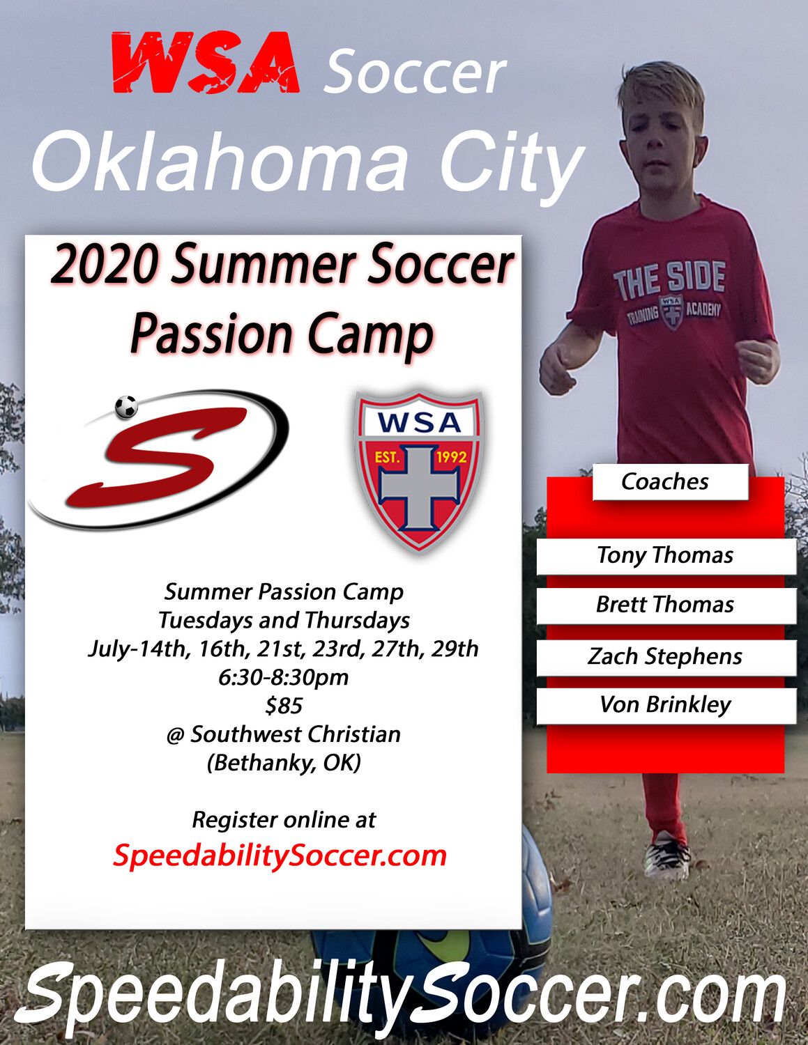 Soccer Passion Camp 2020