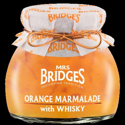 Mrs Bridges Scottish Orange Marmalade with Whisky 113g