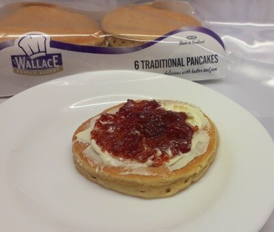 6 Traditional Scottish Pancakes