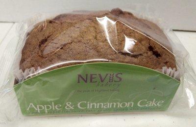 Nevis Bakery Apple & Cinnamon Cake (350G)