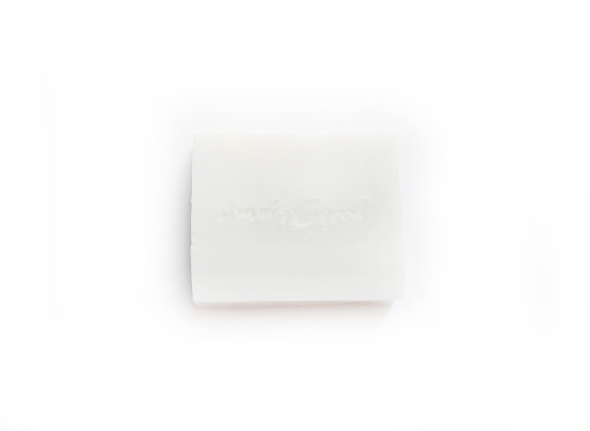 Plain Jane Simply Good™ Goat's Milk & Shea Butter Unscented Soap Bar