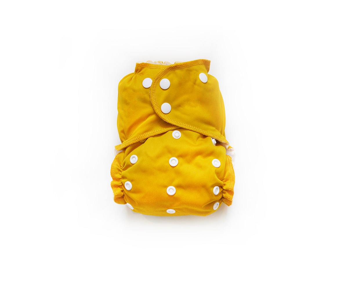 Easy Peasies® One Size Reusable Cloth Pocket Diaper - Golden Child