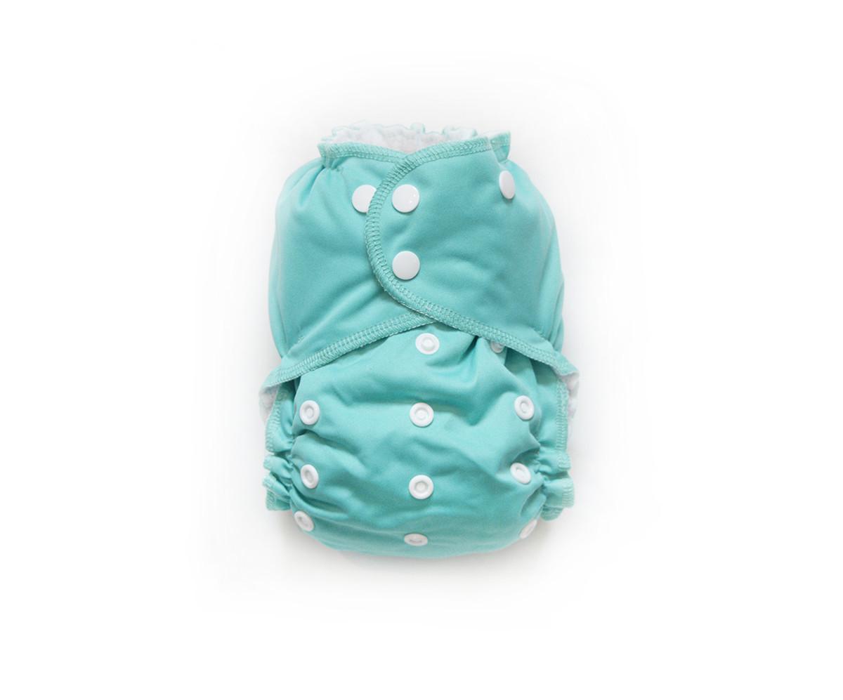 Easy Peasies® One Size Reusable Cloth Swim Diaper - Jewel