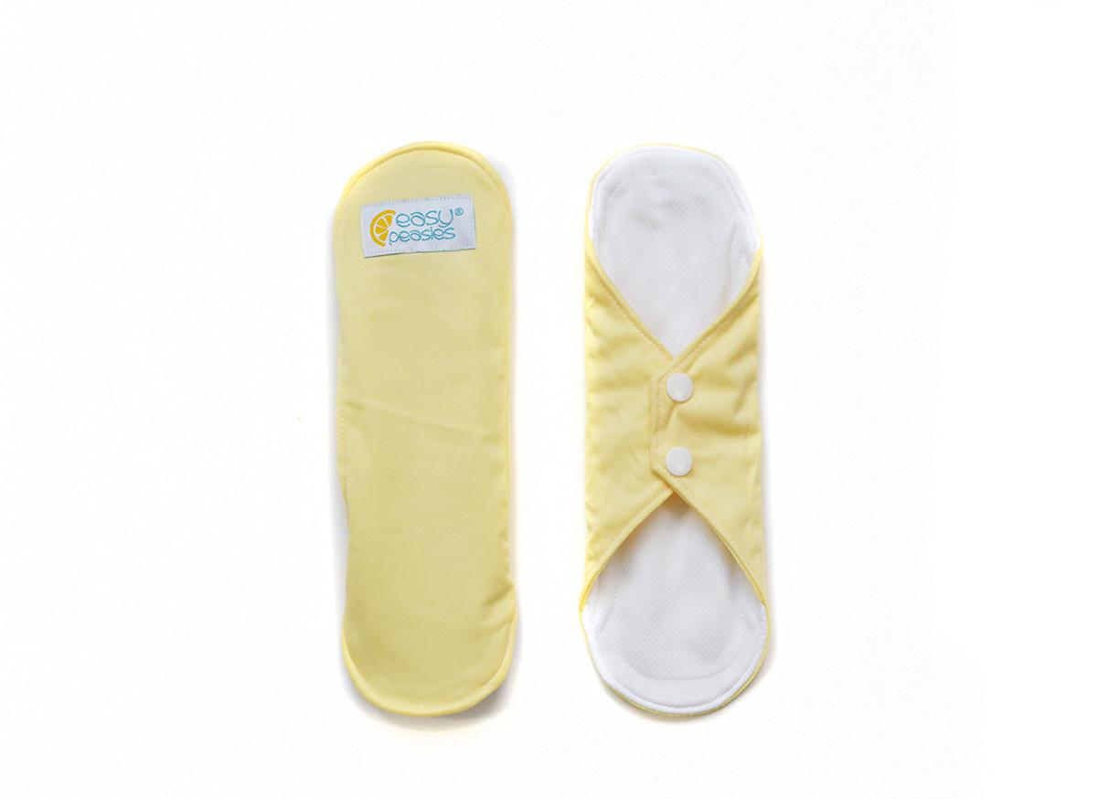 Easy Pad™ Reusable Menstrual Sanitary Napkin - Buttercup
