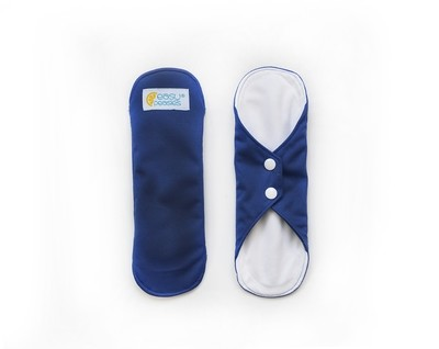 Easy Pad™ Reusable Menstrual Sanitary Napkin - Midnight