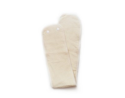 Easy Peasies® Extra Long Snap-in Cloth Diaper Booster for AIO or Insert for Pocket Diaper