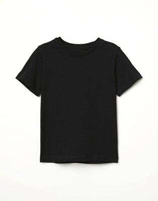 Little Sprout™ Cotton T-Shirt in Black   NEW Fall 2019