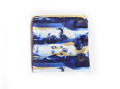 Easy Peasies® Reusable Sandwich Bag -Under the Sea