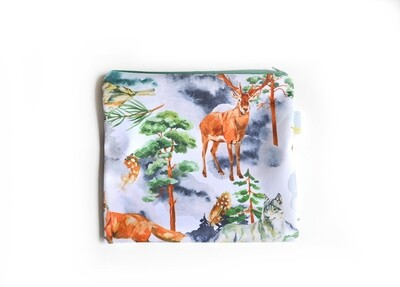 Easy Peasies® Reusable Sandwich Bag - Into the Mist