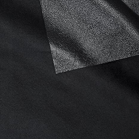Black PUL Waterproof Fabric - Cloth Diaper Material - Per Meter