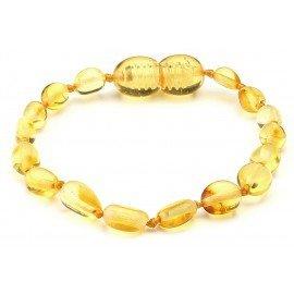 Baltic Pines™  Amber Teething Bracelets