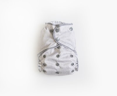 Easy Peasies® One Size Reusable Cloth Diaper Cover - Hygge