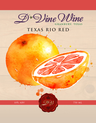  Texas Rio Red – (Grapefruit Blush)