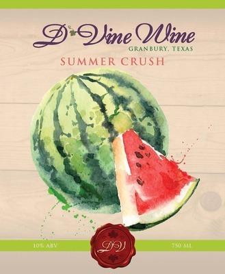 Summer Crush - (Watermelon Wine)