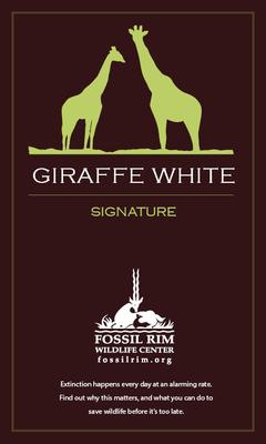 Giraffe White - (Pinot Grigio)